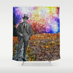 G Man Dream 9 Shower Curtain