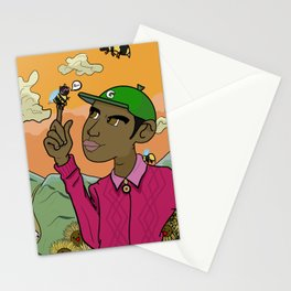 Flower Boy Tyler Stationery Cards