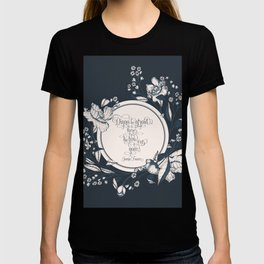 Dinna be afraid, there's the two of us now. Jamie Fraser T-shirt