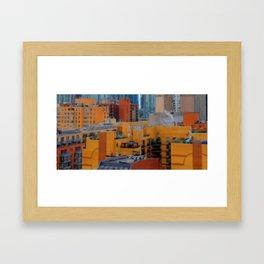 Urbanization No.1 Framed Art Print