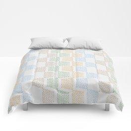 2# PUNTILLISM / THE ONDULATION Comforters