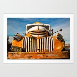 Chevrolet M15450 Art Print