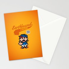 Earthbound & Down Stationery Cards