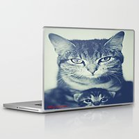 mom Laptop & iPad Skins featuring Mom by arnedayan