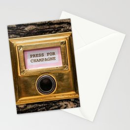 Champers Stationery Cards