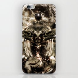 The Mirror of Life iPhone Skin