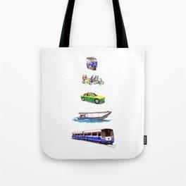 Bangkok Fleet Tote Bag