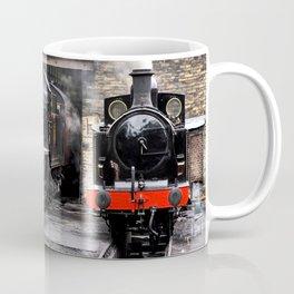 Stoking Up Coffee Mug
