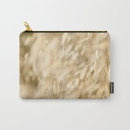 Soft Golden Field 2 Carry-All Pouch