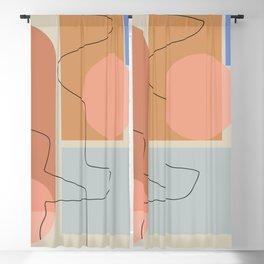 Shape study #32 Blackout Curtain