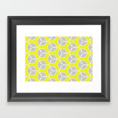 Van Peppen Pattern Framed Art Print