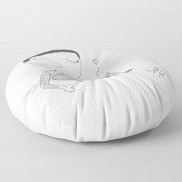 Mr. Tiddles Floor Pillow