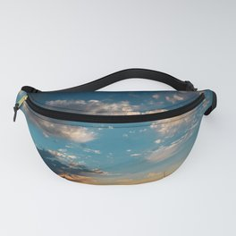 Sunset 031619 Caps, Texas Fanny Pack