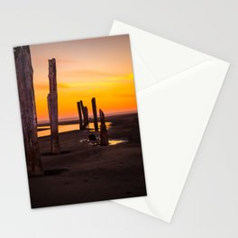 Pacific Beach Sunset Stationery Cards