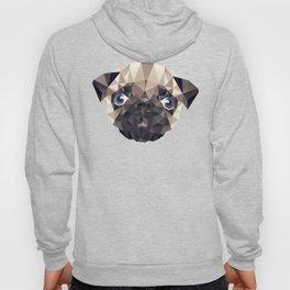 Pug Diamonds Hoody