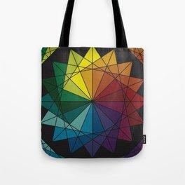 Colorwheel Tote Bag