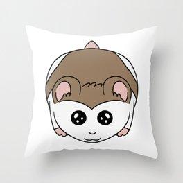 Mochi Drop Throw Pillow