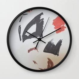 Mimalist of King Hyena Wall Clock