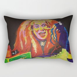 Granny Frump Rectangular Pillow