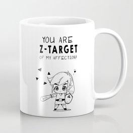 Z-Target of My Affection Coffee Mug