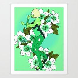 Clods Art Print