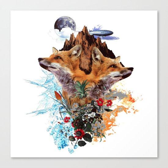 FOX II Canvas Print