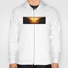 Pier Mirrored Sunset Hoody