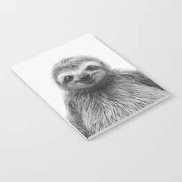 Young Sloth Notebook