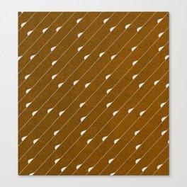 Abstraction_RAIN_PATTERN_001 Canvas Print