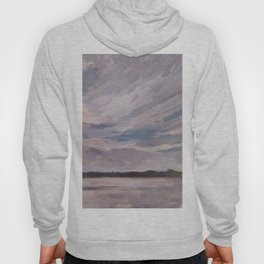 Sunset over the Lake Hoody