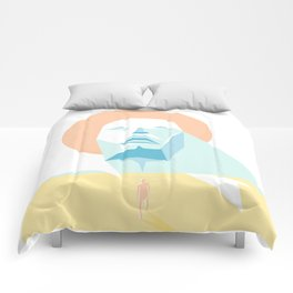 The Sea Inside Comforters