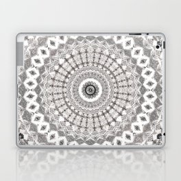 Ethnic Ikat Mandala Laptop & iPad Skin