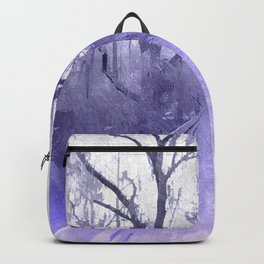 Icy Cypresses Backpack