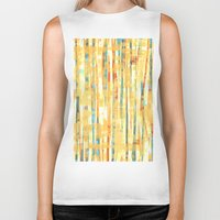 60s Biker Tanks featuring Days Without Limits by k_c_s