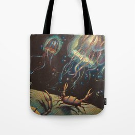 """Light Show"" Tote Bag"