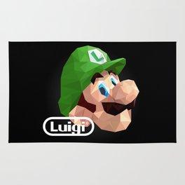Luigi Poster Rug