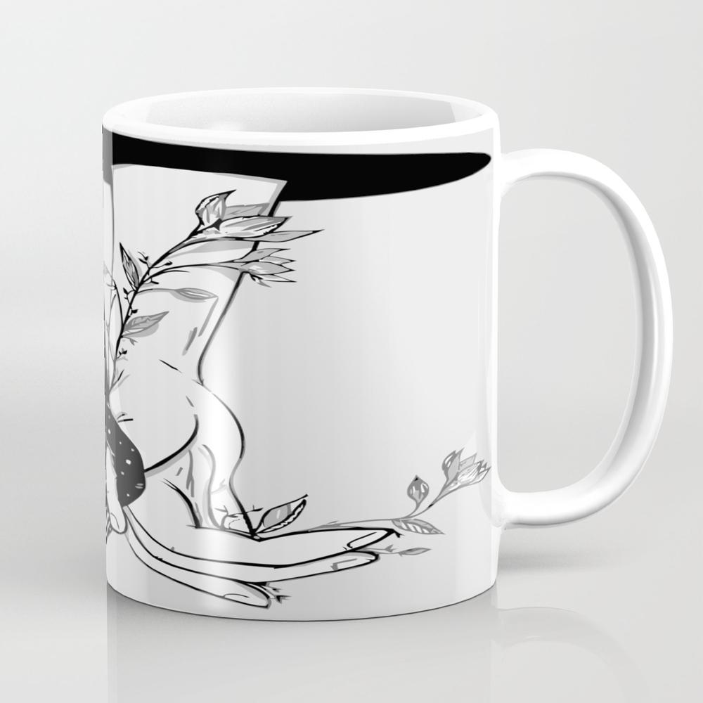 Couple Hand Coffee Cup by War99 MUG8516266