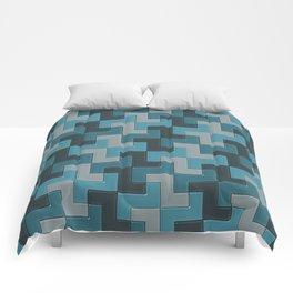 Geometrix LXXIII Comforters
