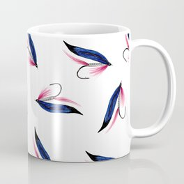 Salmon Fishing Fly  Coffee Mug