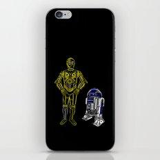 C3TYPO and R2TYPO iPhone & iPod Skin