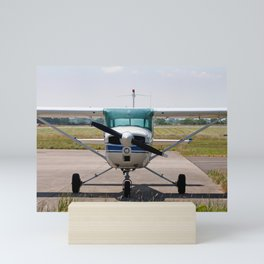 Cessna light aircraft Mini Art Print