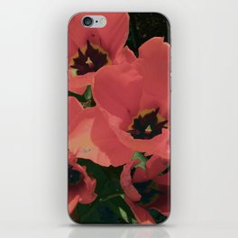 BLUSHED FLORAL iPhone Skin