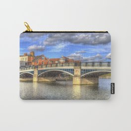 Windsor Bridge Carry-All Pouch