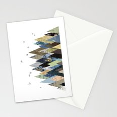 Mountain Dreaming Stationery Cards