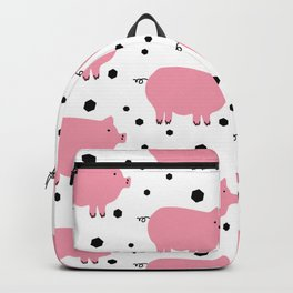 Here Piggy Piggy Backpack