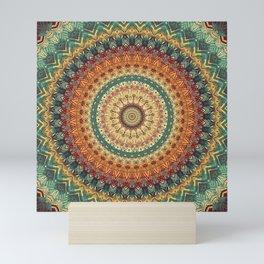 MANDALA 608 Mini Art Print