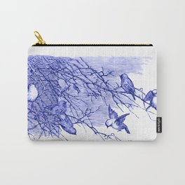 The Dawn Chorus Line Carry-All Pouch