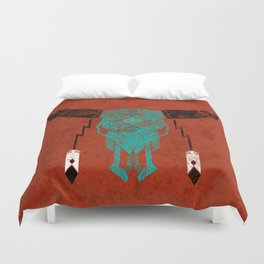 Southwest Skull Duvet Cover