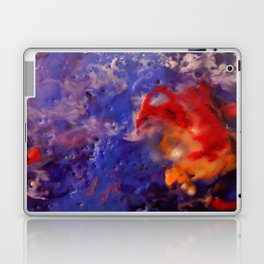 Aerial View of the Deep  Laptop & iPad Skin