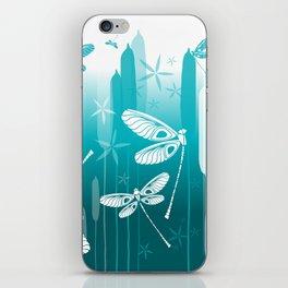 CN DRAGONFLY 1014 iPhone Skin